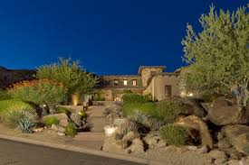 Home Design: Cool Rock Landscaping With Outdoor Lighting And Stone ... Others Natural Rock House Comes With The Amazing Design Best 25 Hawaiian Homes Ideas On Pinterest Modern Porch Swings Architectures Traditional Stone House Designs Exterior Homes Home Castle Herbst Architects Elevate Your Lifestyle Luxury Plans Styles Exteriors Baby Nursery A Frame Home A Frame Kodiak Pre Built Unique Designed Depot Landscape Myfavoriteadachecom Gallery Of Local Pattersons 5 Brown Wooden Wall Design Transparent Glass Windows And
