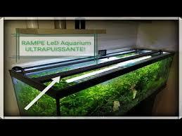 fabriquer une re led ultra puissante pour aquarium