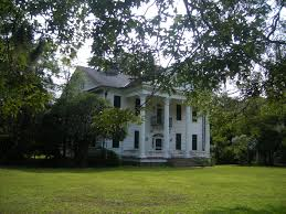Old Southern Mansion in S C