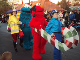 Sesame Place Halloween Parade by Sesame Place A Very Furry Christmas Review Four Little