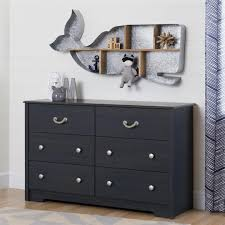 South Shore Furniture Dressers by Navy Blue Dresser Bedroom Furniture South Shore Ulysses 6 Drawer