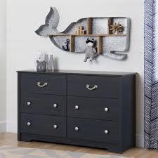 South Shore 6 Drawer Dresser Assembly by Navy Blue Dresser Bedroom Furniture South Shore Ulysses 6 Drawer