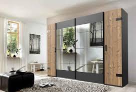 wimex schwebetürenschrank stockholm mit spiegel