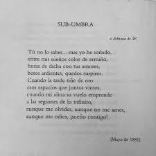 Casa De Poesía Silva Ar Twitter U201cAño 1888 El Nocturno I