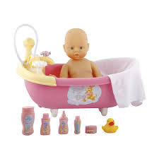 2pcs 10inch Lifelike Twins Baby Dolls Silicone Children Bath Toys