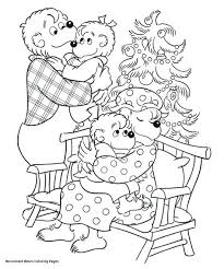 Berenstain Bears Coloring Pages Inspirational Unique Mama Bear Pattern Resume Printa