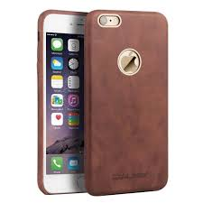 iPhone 6 & 6s 4 7 inch Calf Skin Leather Back Case Qialino