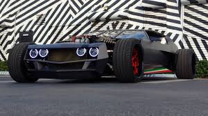 100 Rat Rod Semi Truck This Lamborghini Espada Exists On The Edge Of SanityAnd