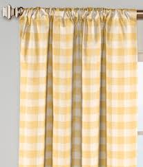 120 Inch Linen Curtain Panels by Rod Pocket Curtains Drapes Buffalo Check Panel Country Curtains