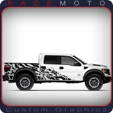 100 Ford Stickers For Trucks Universal Truck Graphics Decal F150 Raptor Etc
