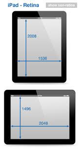 iPhone Development 101 Default Launch Image Sizes for iPhone & iPad