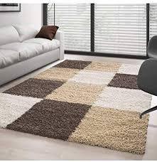 hochflor langflor wohnzimmer shaggy teppich florhöhe 3cm