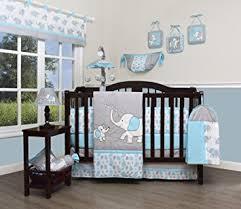 Amazon GEENNY Boutique Baby 13 Piece Nursery Crib Bedding