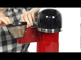 Kitchenaid 4 Cup Coffee Maker Four Personal Kcm Sku On Makers