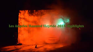 Halloween Hayride 2014 by Los Angeles Haunted Hayride 2016 Hd Youtube