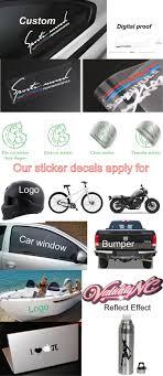 100 Custom Window Decals For Trucks Custom Car Window Stickers Car Window Decal Custom Vinyl Stickers With Custom Logo