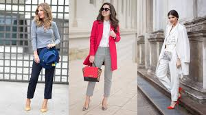 Stylish Winter Office Outfits