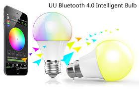 Magic Blue Bluetooth Intelligent LED Light Bulb B22 – Gad Geeks NZ