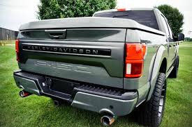 F-150 Harley Davidson May Soldier On Without Ford » AutoGuide.com News