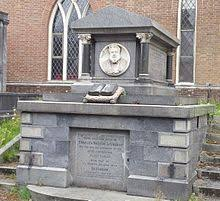 Tomb Of Charles Spurgeon West Norwood Cemetery London