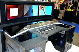 Liquid Cooled puter Desk Water Cooled Desk Home Decor Desk Mod
