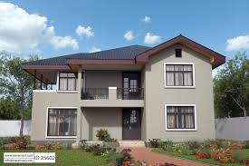 100 Housedesign 5 Bedroom House Design ID 25602 House Plans By Maramani