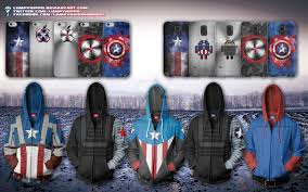 Captain America Hoodies 2 By Lumpyhippo On DeviantArt Goth Geek Goodness Winter Soldier Hoodie Tutorial Leather Jacket Ca Civil War Lowest Price Guaranteed Bucky Barnes Hoodie Costume Captain America My Marvel Concepts Album On Imgur The 25 Best Mens Jackets Ideas Pinterest Nice Mens Uncategorized Cosplay Movies Jackets Film Tv Tropes Vest Bomber B3 Ivory Sheepskin Fur With