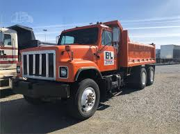 100 Central Truck Sales 1985 INTERNATIONAL F2574 For Sale In Point Oregon