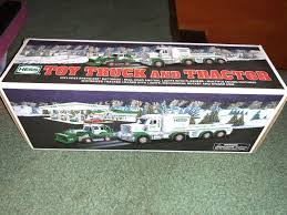 HESS TOY TRUCK And Tractor - $54.99 | PicClick