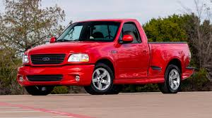 100 Lightning Truck Mecum Ford F150 Trucks Photo Gallery Autoblog