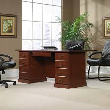 Sauder Shoal Creek Executive Desk Assembly Instructions heritage hill executive desk 109843 sauder