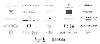 Fashion Brand Logos And Names