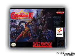 Super Castlevania IV SNES Super Nintendo Game Case Box Cover Brand ...