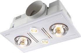 bathroom exhaust fan light bulb exhaust fan with infrared heater