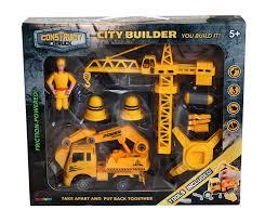 100 Create A Truck Mazoncom Construct City Builder SetExcavator A