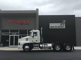 NEW 2020 MACK AN64T TANDEM AXLE DAYCAB FOR SALE #9334
