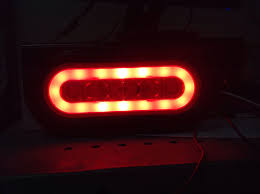 6″ Oval S/T/T Red LED Truck Trailer Brake Light W/ Red Lens And ... 2 Pieces Lot 19 Led Truck Tail Light 24v Car Taillight Left 4 Inch Round Lights Whosale Red 10 Led Trailer Brake Stop Turn Pair 40 Leds Bus Van Rear Reverse With Red 2x 12v 5 Functions Ultra Thin Design For Akashihonpo Rakuten Global Market 20 Waterproofing Tail 2x Indicator Lamp Ute And W Reflector Braketurn Truck Trailer Lights Square Tail Stop Amazoncom Ingrated Atv 12v24v 45 Light Kit Brake Back Up Utility Rv