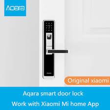 Xiaomi Aqara WiFi Fingerprint Smart Door Lock for Home Security