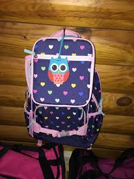 Personalizing Backpacks & Lunch Boxes -Don't Do It- 21 Best Bpacks I Love Images On Pinterest Owl Bpack 19 Back To School With Texas Fashion Spot 37 For My Littles Cool Kids Clothes Punctuate Find Offers Online And Compare Prices At Storemeister Globetrotting Mommy Coolest For To Best First Toddler Preschoolers Little Kids Pottery Barn Mackenzie Aqua Mermaid Large Bpack Ebay 57917 New Pink And Gray Owls Print Racing Car Cath Kidston Kleine Kereltjes Gif Of The Day Shaggy Head Sleeping Bag Shop 3piece Quilt Set Get Free Delivery