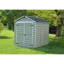 8 X 6 Resin Storage Shed by 100 8x6 Plastic Storage Shed Duramax Woodside Plastic Apex
