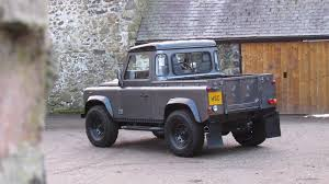 100 Defender Truck 90 Pick Up Hollybrook Sports Cars