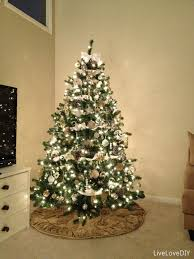 Martha Stewart Pre Lit Christmas Trees by Christmas Tree Decoration Ideas Great Home Design References
