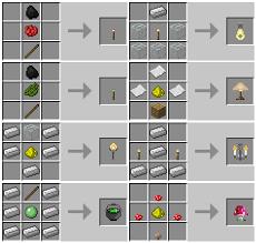 Minecraft Redstone Glowstone Lamp xtrablocks extreme edition updated 19 march 2016 minecraft mods