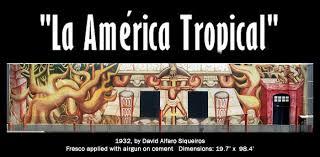 siqueiros america tropical mural
