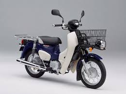 The 2018 Honda Super Cub Pro Version