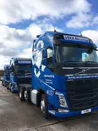 VEKA Recycling Starts 2017 With New Fuel Efficient Truck Fleet ...
