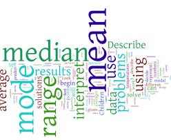 mode median and range gmat statistics mode median range