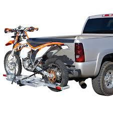 100 Bike Rack For Truck Hitch 400 Lbs ReceiverMount Motorcycle Carrier