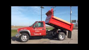 100 Dump Trucks For Sale In Michigan Lot 4026 1997 Chevy 3500 Truck 84000 Miles Diesel YouTube