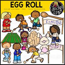 Egg Roll Clipart